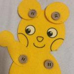 子供のボタン留めの練習方法と時期