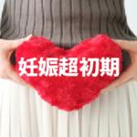 妊娠超初期症状と妊婦に必要な栄養素