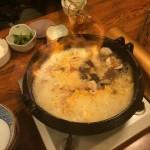 福岡観光なら「もつ繁」の「もつすき」を喰へ!博多もつ鍋上級者はここへ行くべし