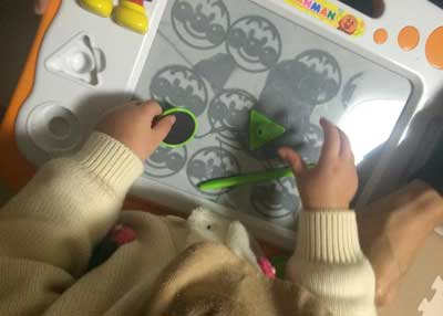 アンパンマン お絵描き教室