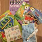 我が家のおうち英語記録 for5歳児&0歳児